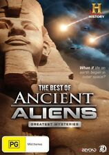 Ancient Aliens: Greatest Mysteries * NEW DVD *