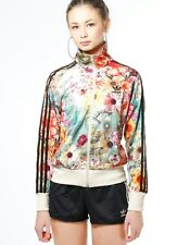 Adidas originals farm confete jacket..flower print