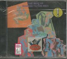 BOOKER T. & THE MG'S - The best of  - CD 1984 SIGILLATO SEALED