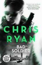 Bad Soldier by Chris Ryan Paperback Book (English)