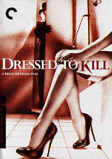 Dressed to Kill (DVD) 1980