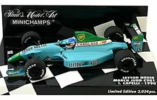 MINICHAMPS 400900016 1/43 F1 LEYTON HOUSE MARCH JUDD C901 CAPELLI 1990 SEASON