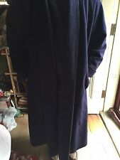 INTERNATIONAL SCENE WOMENS 100% PURE WOOL Coat   Size 10 Definitely Uni Sex