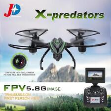 JXD 510G 2.4G 4CH 6-Axis Gyro 3D-flip 5.8G FPV 2MP Camera RTF RC Quadcopter K8M5