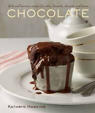 CIOCCOLATO: ricco e sensuale ricette per torte, biscotti, dolci e considera, H
