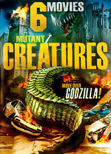 6-Movie Mutant Creatures by Michael Madsen, C. Thomas Howell, Timothy Bottoms,