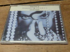 PRINCE - DIAMONDS & PEARLS  !!!!!!!!!!! SLIM JEWEL CASE !!! RARE CD