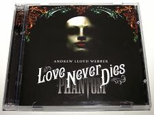 cd-album, Andrew Lloyd Webber - Love Never Dies, 2CD