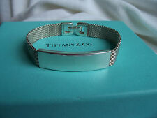 TIFFANY & CO. SOMERSET ID BRACELET!!!