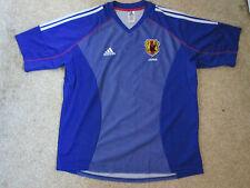 Japan Home Shirt World cup 2002-per adulti XL-Adidas