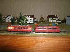 Märklin miniclub Spur Z 2 x 8817 Schienenbusanhänger