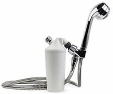Aquasana AQ-4105CHR Shower Filter with Chrome Wand, USPS Priority Mail Shipping