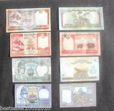 NEPAL SET OF 4 UNC NOTES 1,2,5 AND 10 RUPEE GOING CHEAP ON EBAY LIMITED OFFER