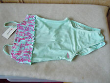 "SPEEDO SWIMWEAR GIRLS 'RUFFLES' MATCHING SWIMSUIT/BIKINI/TANKINI-22""(55CM)-BNWT"