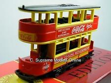 COCA COLA PRESTON TYPE TRAM BUS PACKAGED MATCHBOX YYM37797 ISSUE PKD K8967Q~#~