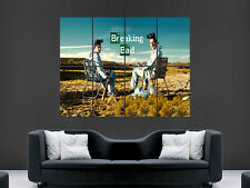 BREAKING BAD TV SERIES SHOW ART WALL LARGE IMAGE GIANT POSTER