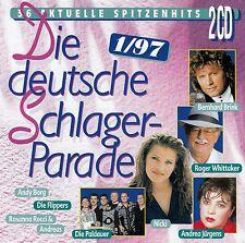 DIE DEUTSCHE SCHLAGERPARADE 1/97 / 2 CD-SET - NEUWERTIG