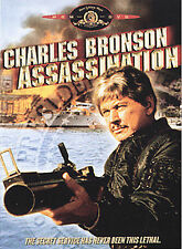 Assassination (DVD, 1987, Widescreen & Full Frame) BRONSON