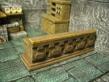 Resin Wooden Bar Thomarillion Unpainted Dwarven Forge D&D