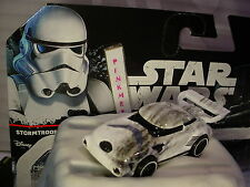 2016 STAR WARS Rogue One STORMTROOPER✰white; pr5✰Loose Hot Wheels Character