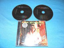 Lisa Moorish - I've Gotta Have It All - RARE IMPORT Special 2xCD LISTEN Synth