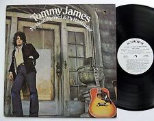 Tommy James LP MY HEAD MY BED & MY RED GUITAR WLP 1972