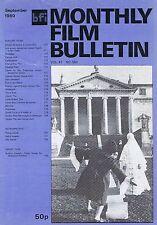 JOSE VAN DAM / KIRI TE KANAWA Monthly Film Bulletin Sep 1980