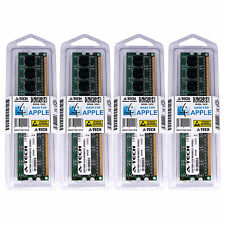 32GB KIT 4X 8GB PC3-10600 1333 MHZ ECC UNBUFFERED APPLE Mac Pro A1289 MEMORY RAM