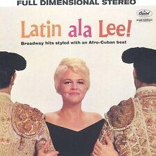 Lee, Peggy Latin Ala Lee CD