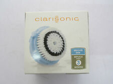 Blue Delicate Skin Replacement Clarisonic Brush Head Deep Pore Skin Cleansing