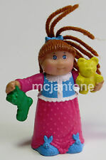 LOOSE McDonald's Happy Meal 1992 Cabbage Patch Kids LINDSEY ELIZABETH SglToy CPK