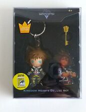 2016 SDCC – Exclusive Kingdom Hearts SORA Figural Key Ring & Keyblade Pin Set