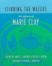 STIRRING THE WATERS The Influence of Marie Clay BRAND NEW