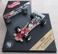 F1 1/43 LOTUS 49B M. ANDRETTI USA GP 1968 QUARTZO Q4009