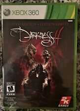 The Darkness II Limited Edition (Xbox 360, 2012) BRAND NEW SEALED w/MSCOA - NICE
