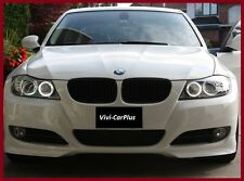 Pick Color 09-11 E90 LCI 323i 328i 335i 4Dr 5Dr BMW Front Bumper Splitter Lips
