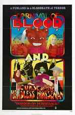 Combo Carnival Of Blood Poster 01 Metal Sign A4 12x8 Aluminium