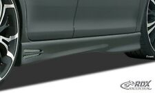 "Audi A4 B8 - Side skirts ""GT4"" ABS Plastic"