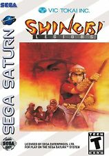 Shinobi Legions  (Saturn, 1995)