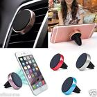 Universal 360 Car Air Vent Mount Magnetic Cradle Holder Stand For Phone Samsung