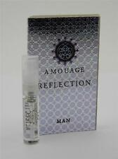 Amouage REFLECTION MAN EDP Eau de Parfum 2ml Vial Sample SPRAY New With Card