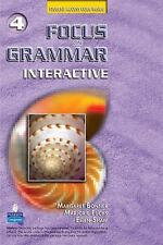 Focus on Grammar 4 Interactive Access Code, Shaw, Ellen, Bonner, Margaret, Fuchs