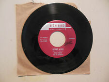 DICK STABILE & His Orch. Without A Song / Poor Butterfly BETHLEHEM   45