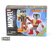 Marvel Minimates Series 13 Colossus & Days of Future Past Wolverine Variant