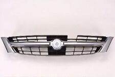 For Nissan Maxima 97-99 Front Grille Car GRILL Chr/Black New