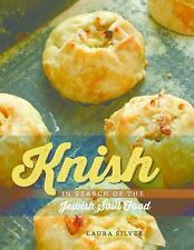 Knish: In Search of the Jewish Soul Food (HBI Series on Jewish Women)-ExLibrary