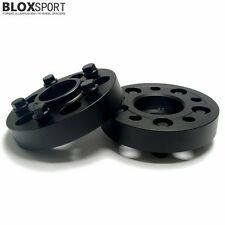 """(2) 1"""" Bolt Forged Hubcentric Wheel Spacers for Mercedes-Benz A-Klasse C Class"""
