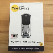 Yale Keyless Connected Touch Screen Smart Wireless Door Lock Keypad
