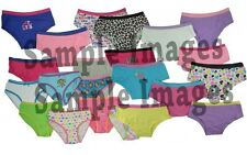 Assorted Pack Kid's Underwear For Girls Mixed Sizes & Styles Panties 30pc Bundle