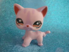 ORIGINAL Littlest Pet Shop  Short Hair Cat  # 933 Shipping with Polish